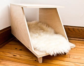 Modern Canopied Pet Bed