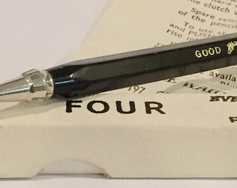 Eversharp Four Square Vintage Mechanical Pencil, As New in Box!
