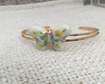 Vintage Avon Butterfly Bracelet