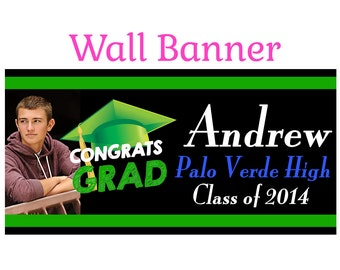 Grad Banners & Backdrops