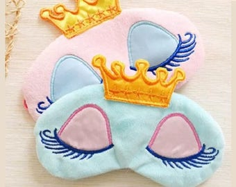 Soft Sleep Queen Eye Mask
