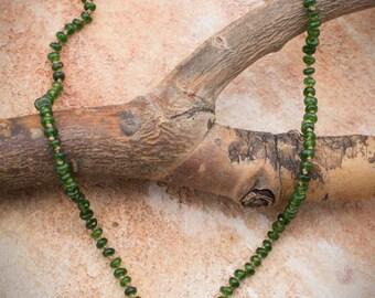 Jade Bead Necklace, Jade Necklace, Peruvian Opal Pendant Necklace, Gemstone Knotted Necklace, Knotted Jade Necklace