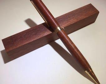Handmade Wooden Pen - Bloodwood