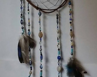Undertow - Handmade Dreamcatcher