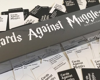 Cards Against Muggles Card Game 1440 Cards