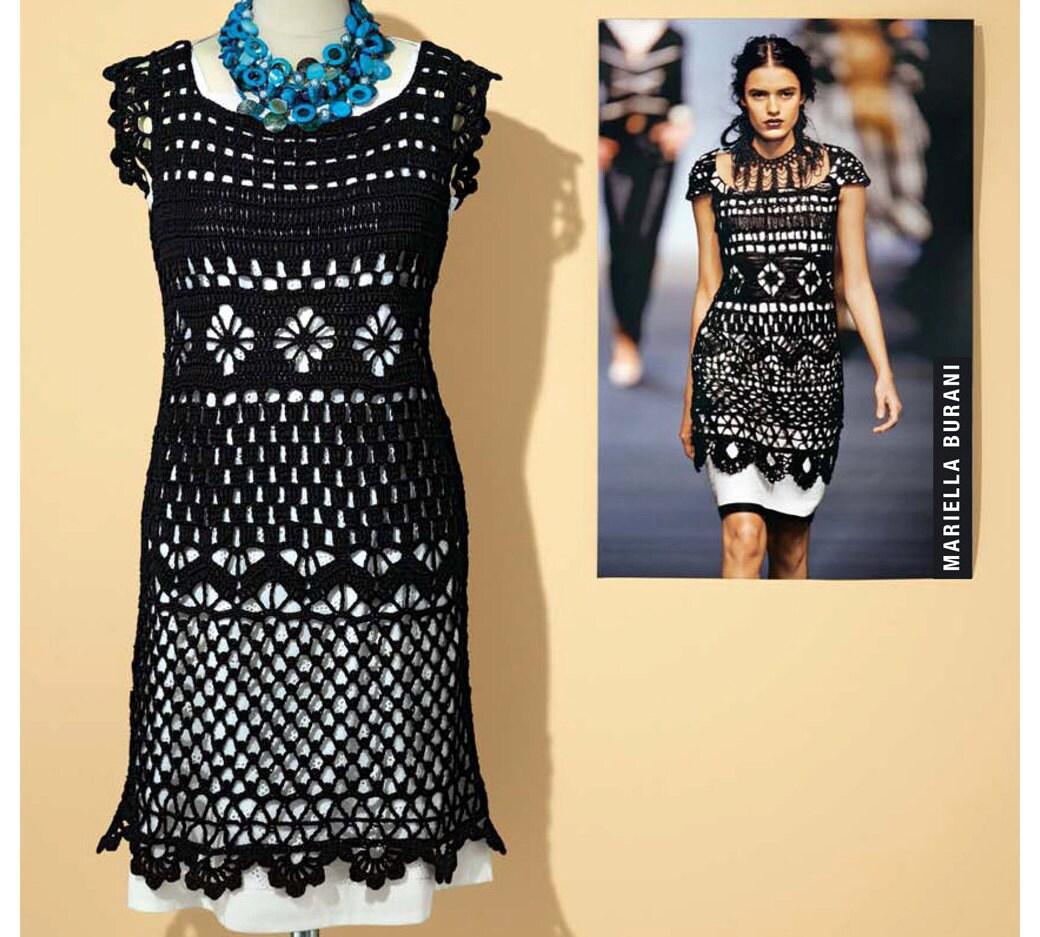 Crochet dress pattern designer crochet dress pattern sexy zoom ombrellifo Images