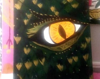 Eye of the Green Dragon