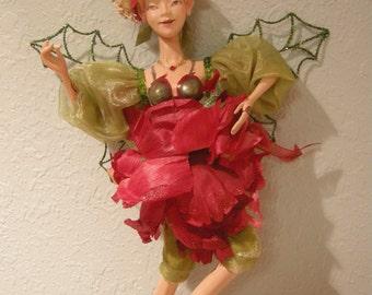 Sweet Christmas Fairy