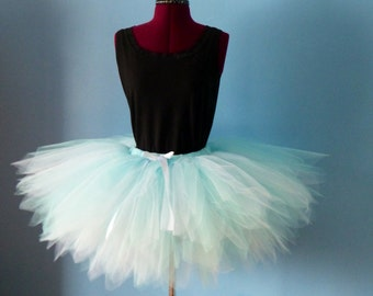 Pixie Chic - Custom Sewn Pixie Cut Tutu - for Teens and Women - your choice of colors and length