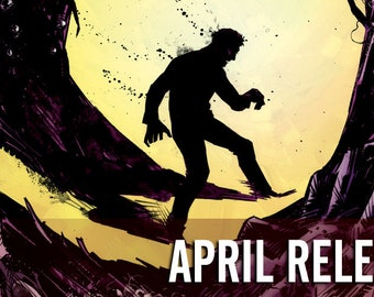 Issue Bundle: April 2018 Alterna Comics The Fear Diaries, The XII #2, Sonitus #2, The Wicked Righteous #5, Scrimshaw #5 - newsprint 5 comics