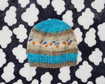 Baby hat 0-3 months