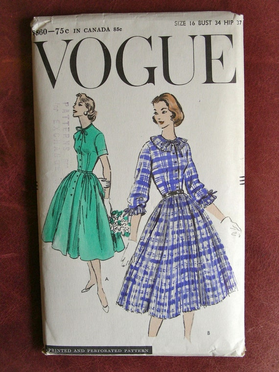 Free mpeg dating vintage vogue patterns pics farm
