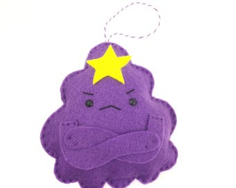 Lumpy Space Princess, Adventure Time Accessories, LSP toy, Jake the Dog, Finn the Human
