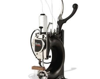 Tippman BOSS Sewing Machine For Leather Nylon, Canvas, Urethane, Plastic, Sheepskin, etc.