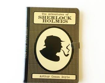 Sherlock Holmes Book iPad, iPad mini iPad Air, iPad Pro case