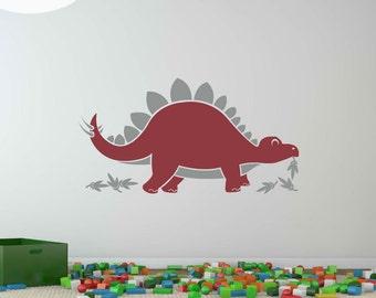 Munching Dino - Vinyl Wall Decals