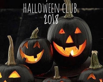 1 Full Membership to Scary Stitches Halloween Club 2018