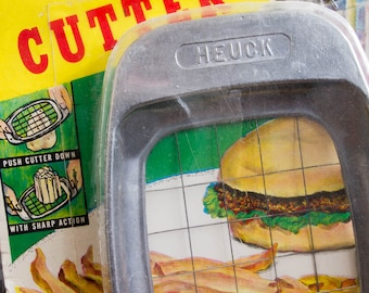 M E Heuck French Fry Cutter