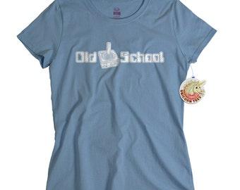 Gamer Girl Gamer Shirt Old School 80s style gaming cool retro video game shirt