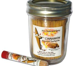 Glass Bulk Jars Cinnamon Flavored 600 Qty Decorative & Sealable Jar