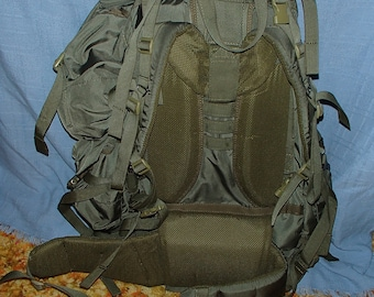 Expedition Mountain Backpack EDELWEISS 4 Military Pack 120L by SSO SPOSN