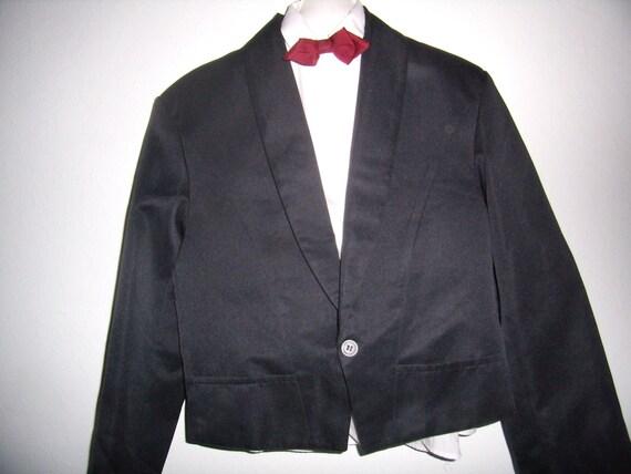 Costume homme veste spencer