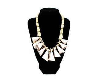 17 inch shell necklace