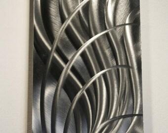 Wilmos Kovacs - Metal Wall Art Sculpture, Home Decor, Wall Decor, Home Accents, Original Art - W434