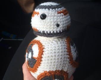 BB-8 Amigurumi