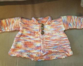 Baby/Toddler Matinee Coat