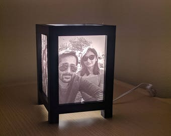 Custom Made Memory Lanterns for Holidays, Anniversaries, Birthdays, and More!