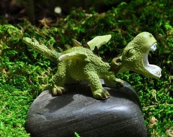 Mini-Dragon Roaring