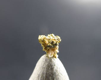 Gold Cluster  From California, USA - 0.03 Grams