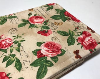 Vintage Rose kindle paperwhite case kindle case kindle cover kindle paperwhite cover