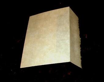 Pack de 25 Tan/oignon peau l'air des enveloppes pour les cartes, ou Merci de choses avec votre commande.