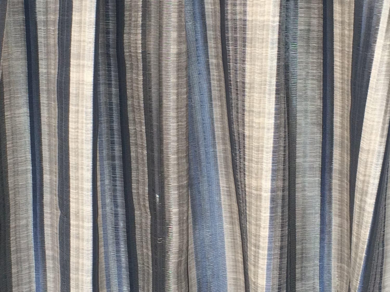 Cortinas para sala azul marino inspira o - Cortinas azul marino ...