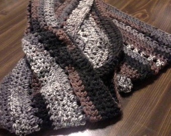 Lovey, warm Infinity scarf