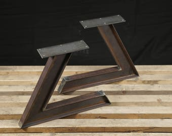 Coffee Table Legs, Steel Legs