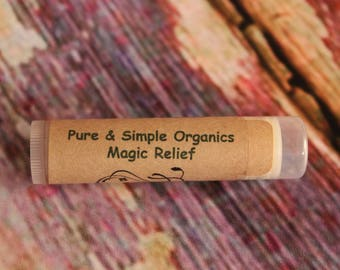 Organic Magic Stick- For cuts, scrapes, bites, burns & dry patches
