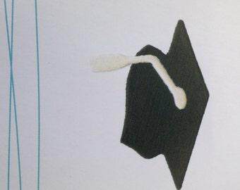 Quickutz Graduation Cap Die Cuts