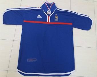France vintage football jersey