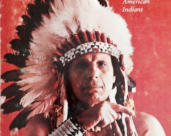 Indian Talk - Hand Signals of the American Indians - published in 1970, hard to find first edition
