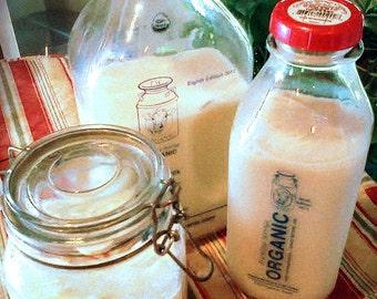 Milk Kefir Grains -FRESH Live Grass Organic Probiotic Culture -FAST SHIP!