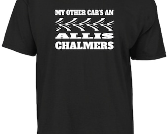 My other car's an Allis Chalmers t-shirt