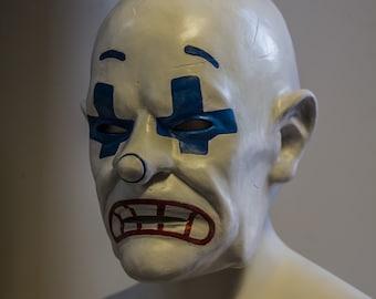 Chuckles 1:1 Dark Knight TDK Mask, Henchman, Clown mask, Prop