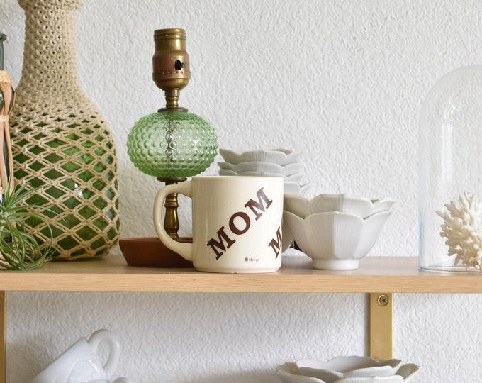 vintage mom mother ceramic coffee mug / mother's day gift