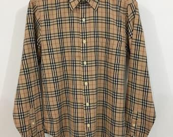 Burberry London Nova Shirt Medium