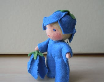 Bellflower elf