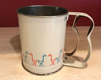 50's smaller Androck Sifter
