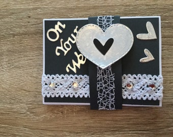 Wedding Gift Card Wallet Envelope